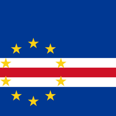 drapeau cap-vert