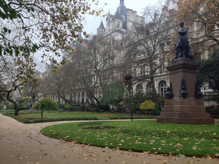 Whitehall Gardens - London, England