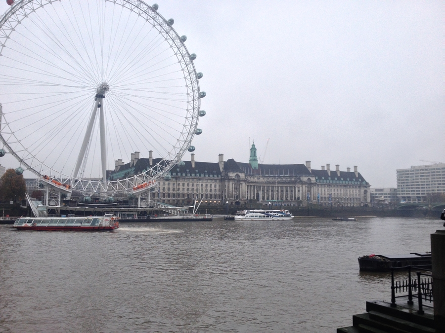 London Eye - Londres, Angleterre