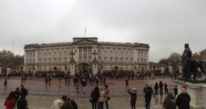 Buckingham Palace - Londres, Angleterre