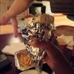 Kebab bizarre