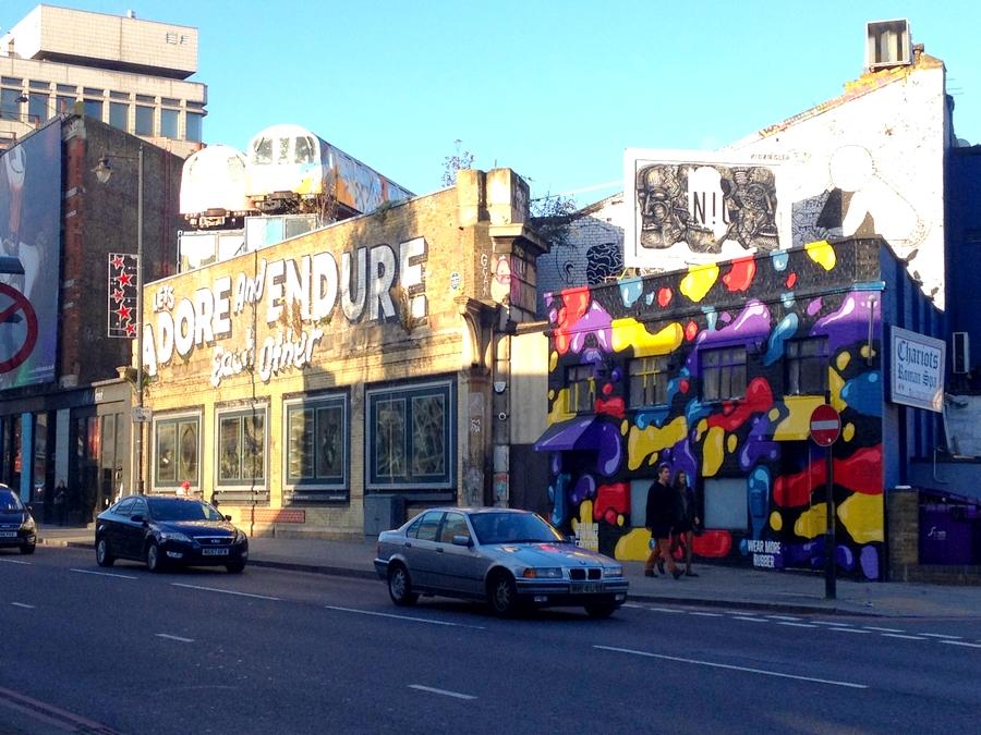 Brick Lane - London, England