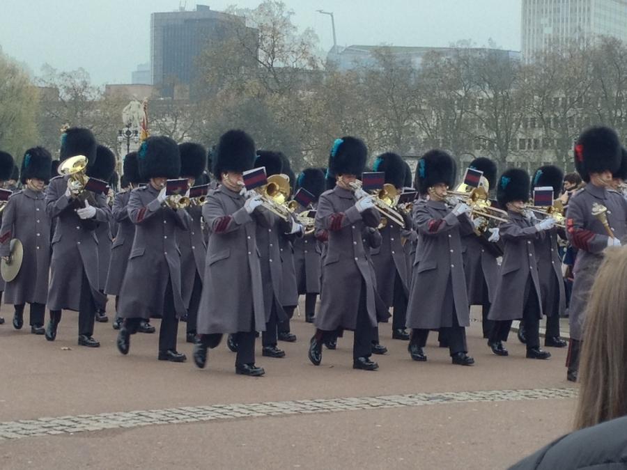 Relève de la Garde - Londres, Angleterre
