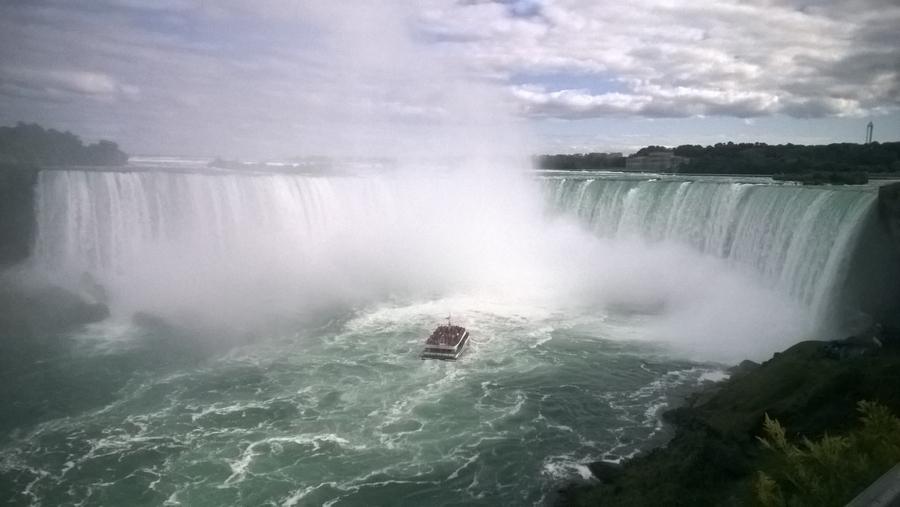 Hornblower, Niagara Falls - Canada