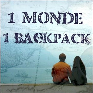 1 monde 1 backpack