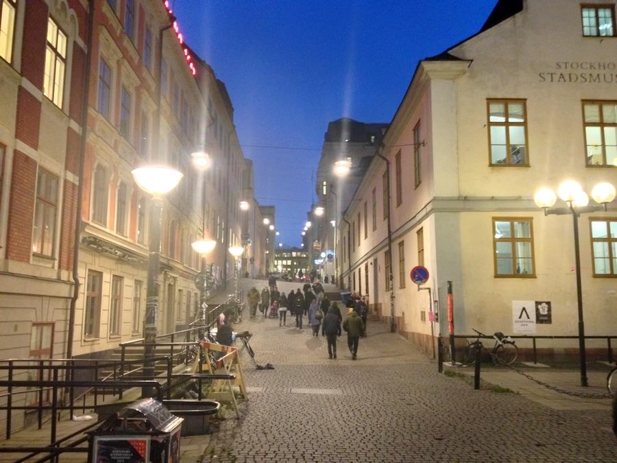 rencontres Stockholm anglais