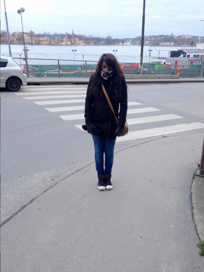 Nath frigorifiée - Stockholm, Suède