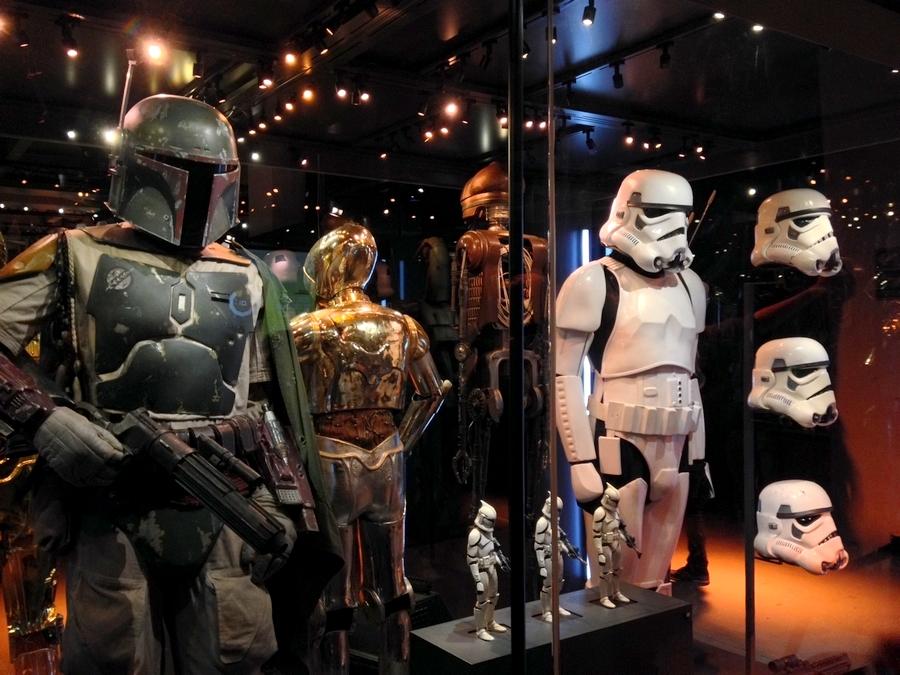 Costumes de Boba Fett et de Stormtroopers - Star Wars Identities, Lyon, France