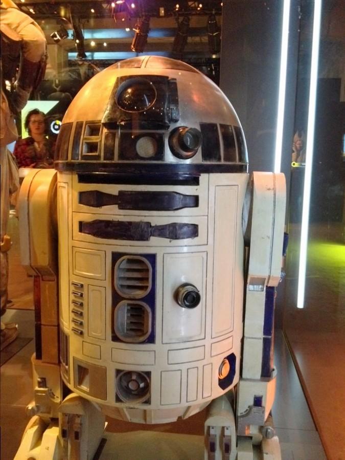 R2-D2 - Stars Wars Identities, Lyon, France
