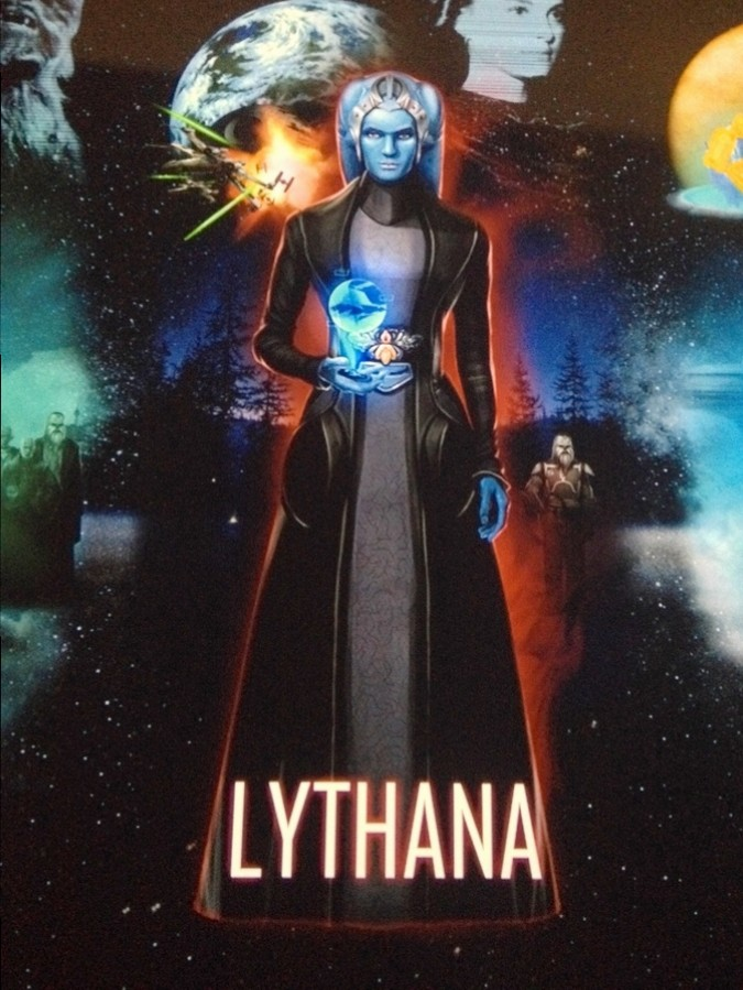 L'alter ego Star Wars de Nath, Lythana - Star Wars Identities, Lyon, France