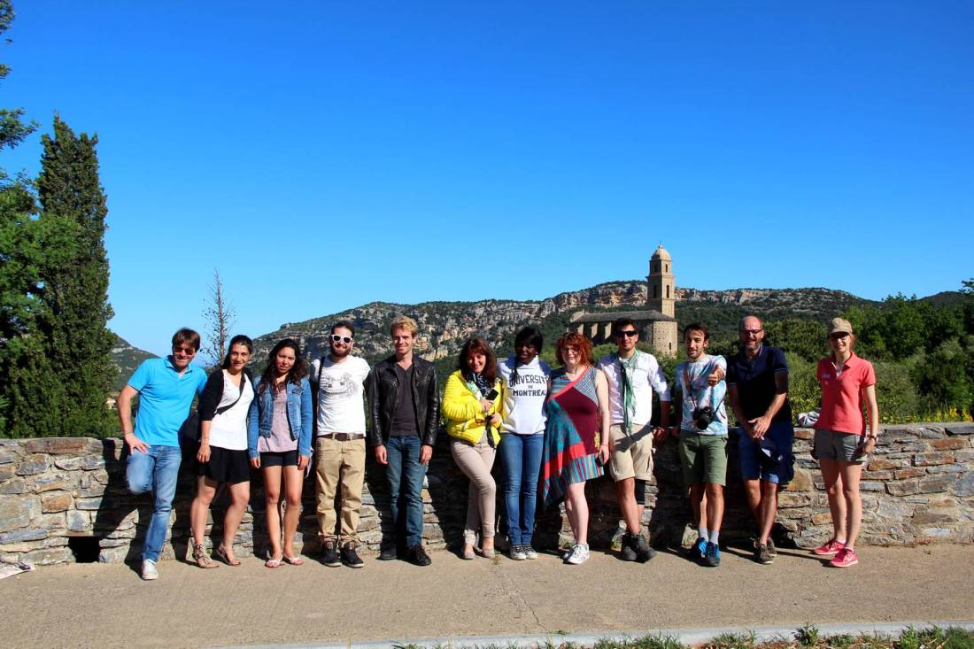 Group photo - Bastia, Corsica