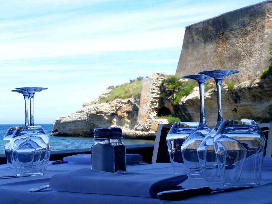 Jolie table à la Marinuccia - Saint-Florent, Corse