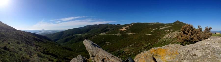 Beautiful panorama - Corsica
