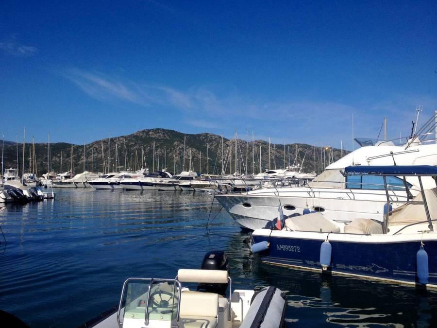 Port de Saint-Florent - Corse