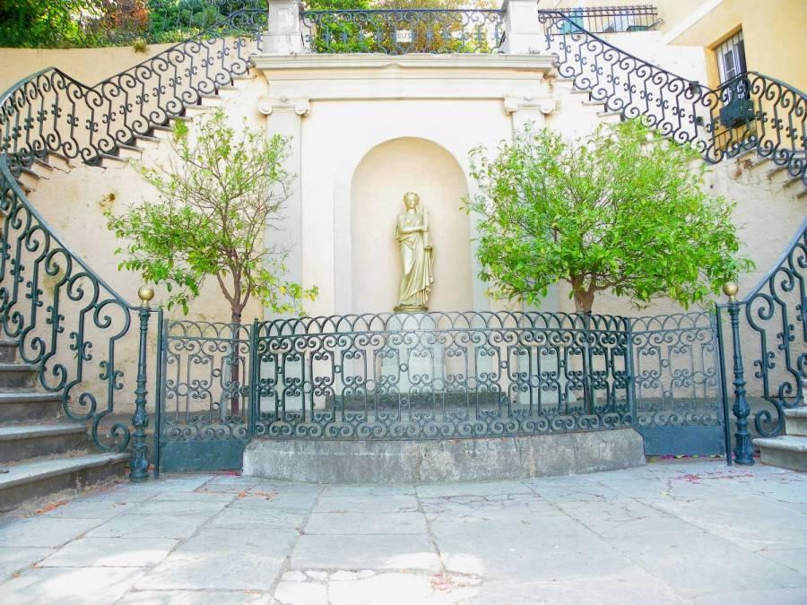 Small safe haven - Bastia, Corsica