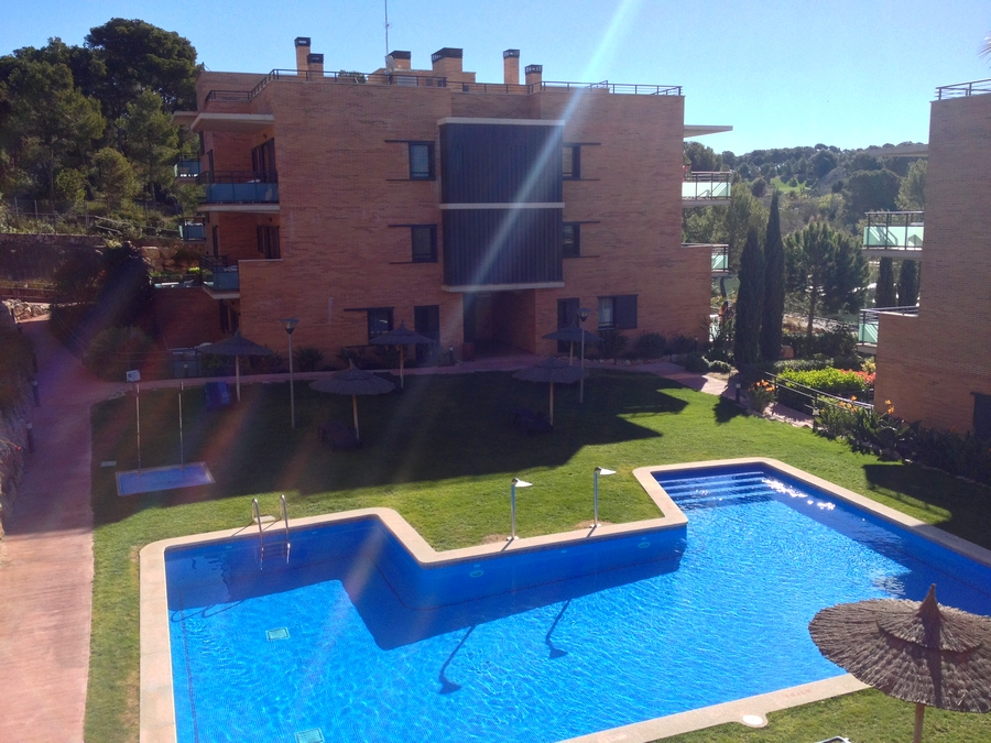 Our Pierre & Vacances residence - Salou, Spain