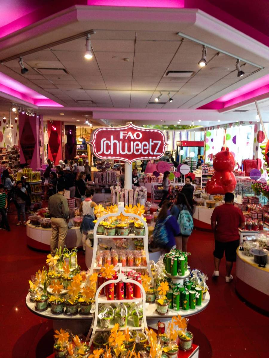 FAO Schwarz - New York City, United States