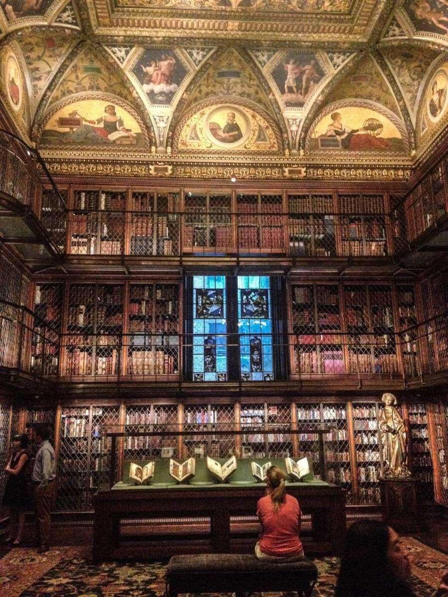 Morgan Library and Museum - New York, Etats-Unis