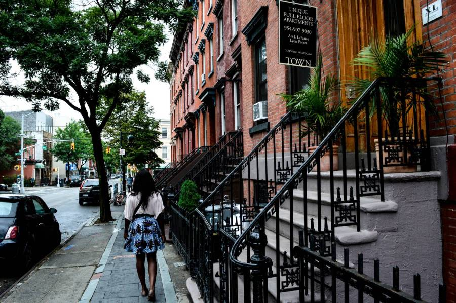 Strolling in Greenpoint - New York, USA