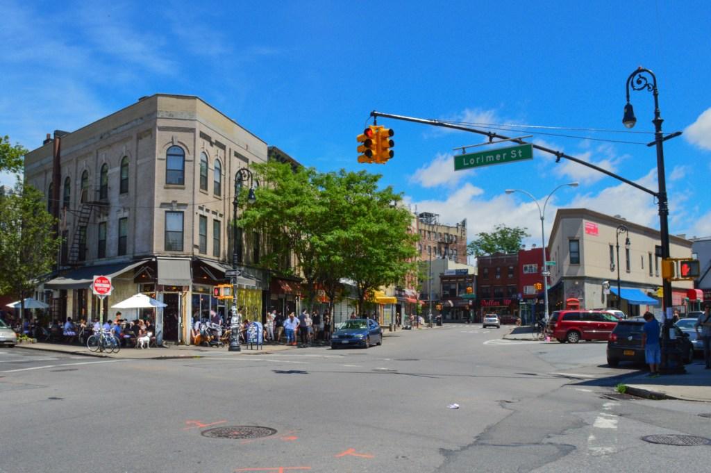 Five Leaves à Greenpoint - New York, Etats-Unis