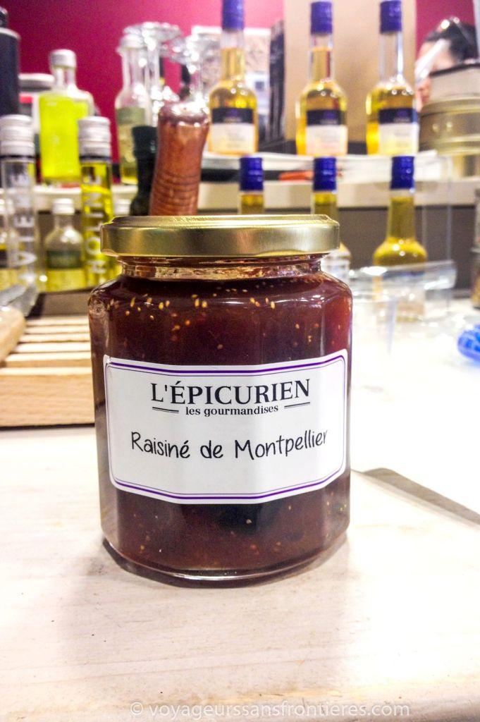Raisiné de Montpellier au Panier d'Aimé - Montpellier, France