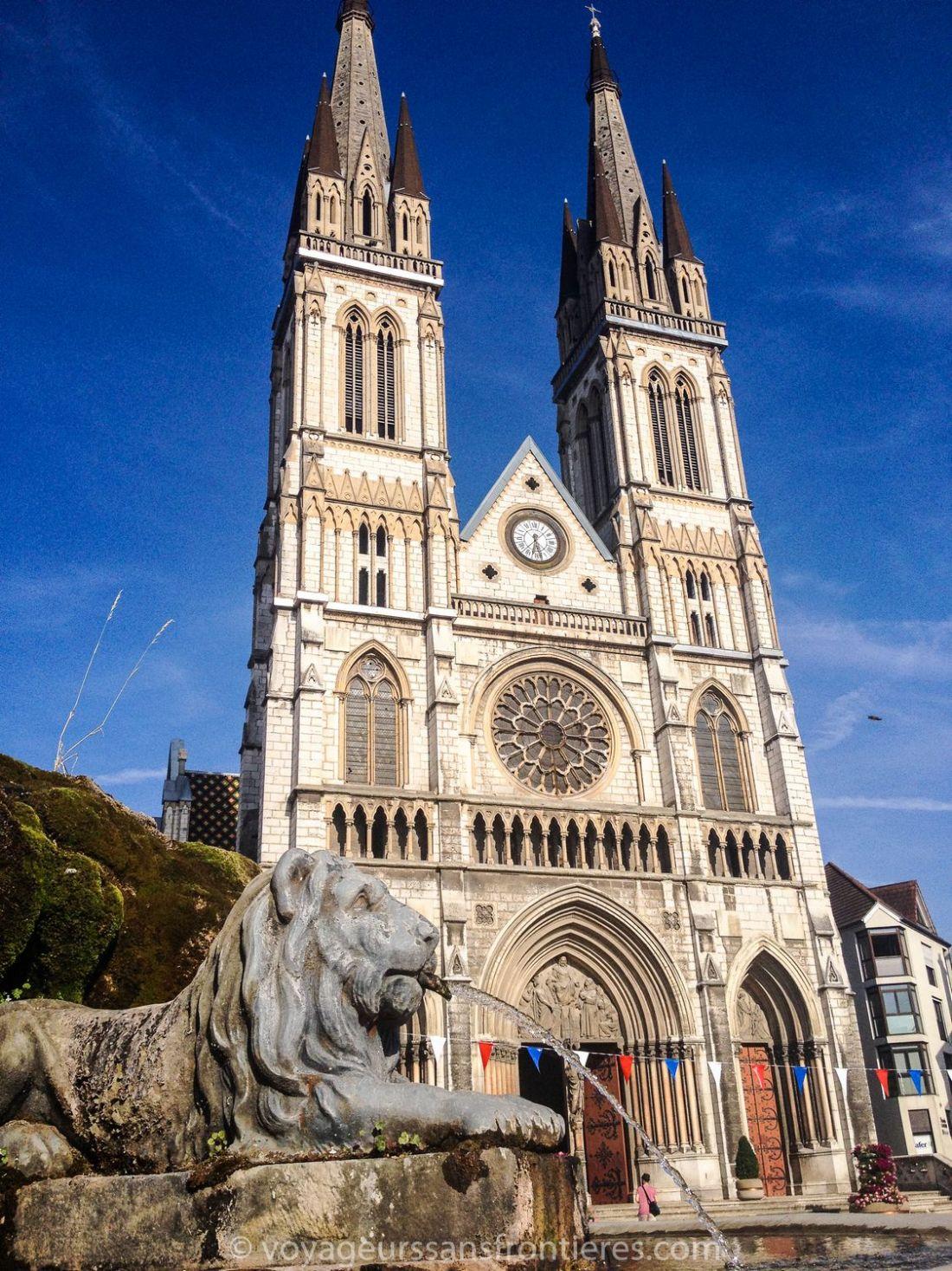 Saint-Bruno church - Voiron, France