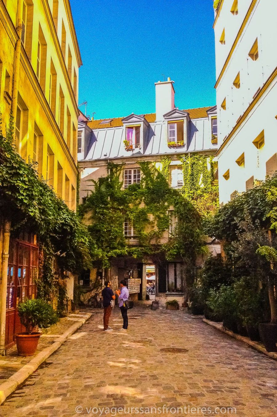 Passage LHomme - Paris, France