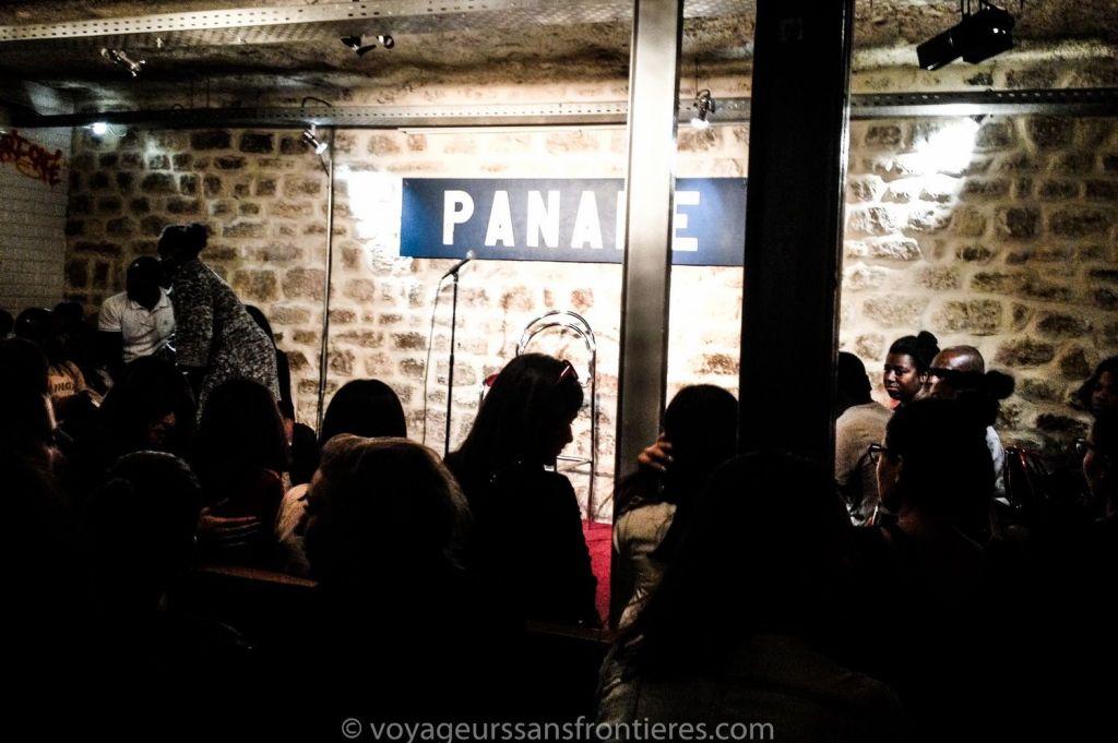 Le Paname Art Café - Paris, France