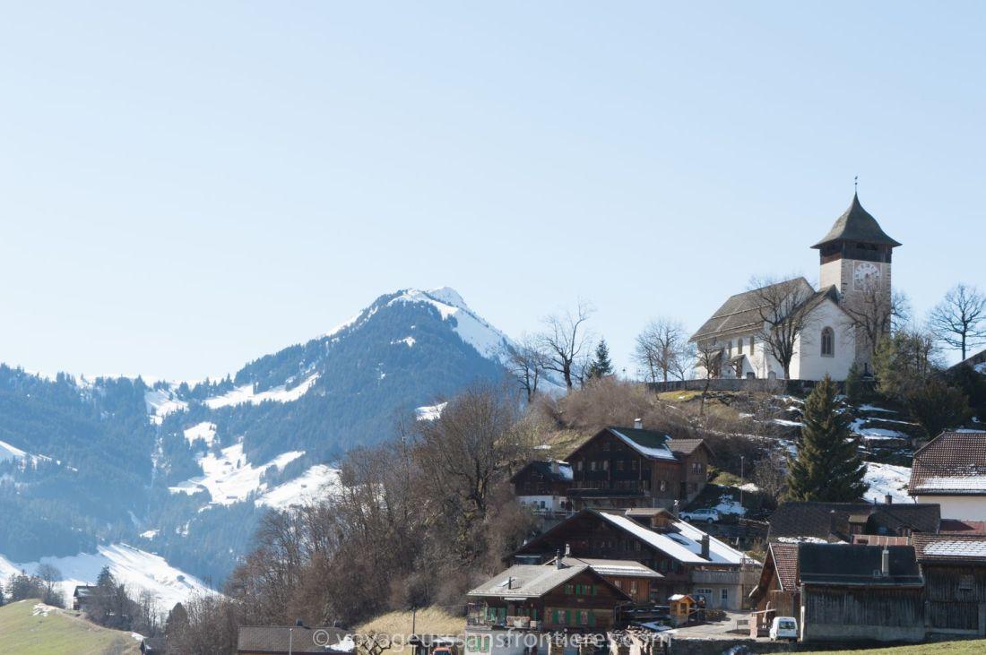 Château d'Oex, Switzerland