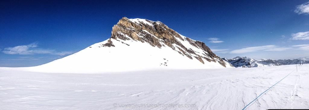 Glacier 3000 - Suisse