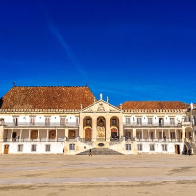 L'Université de Coimbra - Portugal