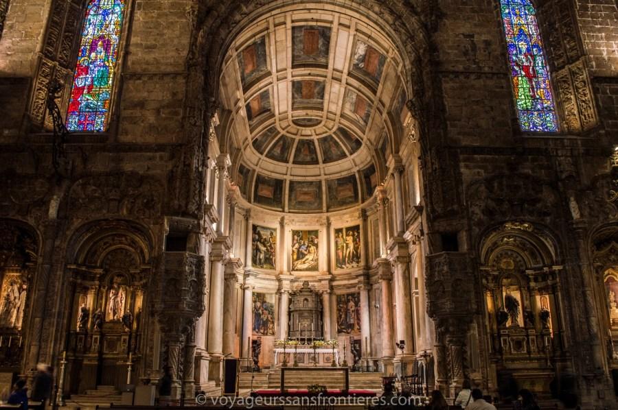 Eglise des Hiéronymites - Lisbonne, Portugal