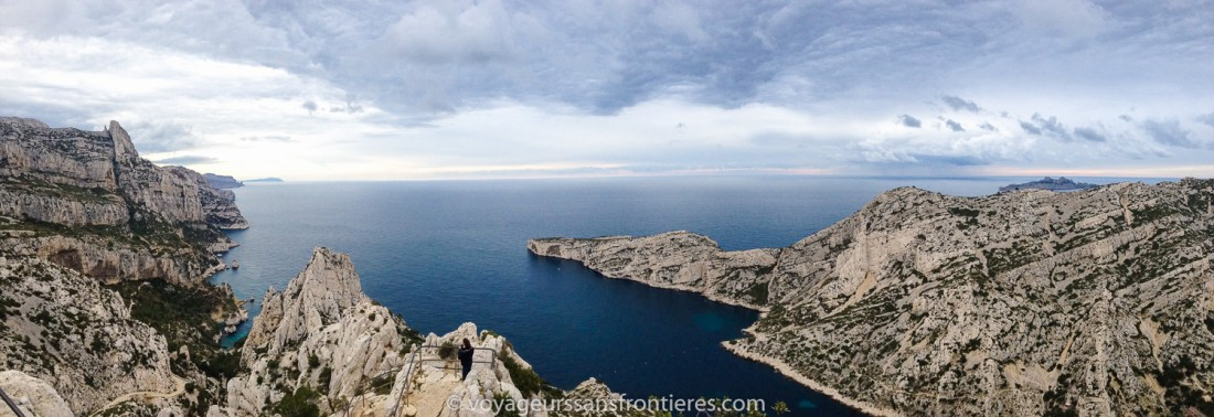 The calanques du Sugiton - Marseille, France