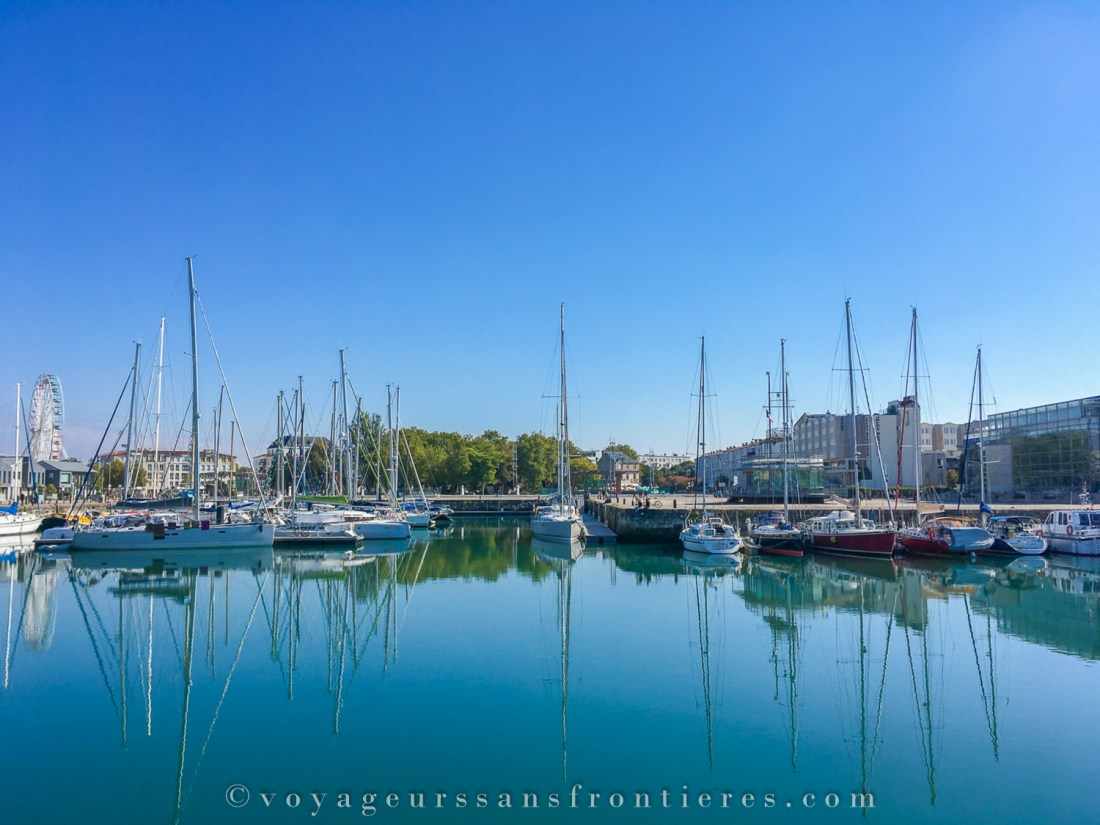 Harbour - La Rochelle, France