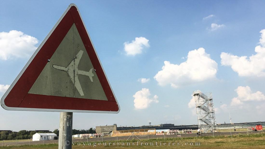 Former Tempalhof airport - Berlin, Germany