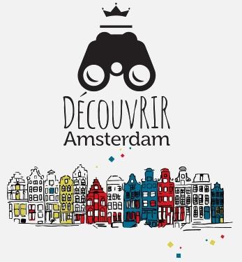 Logo Découvrir Amsterdam