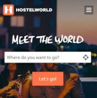 Hostelworld search - Voyageurs Sans Frontieres