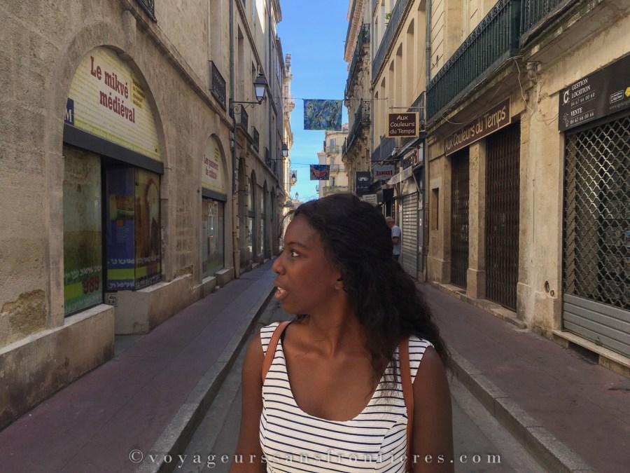 Montpellier city center - Borderless Travelers
