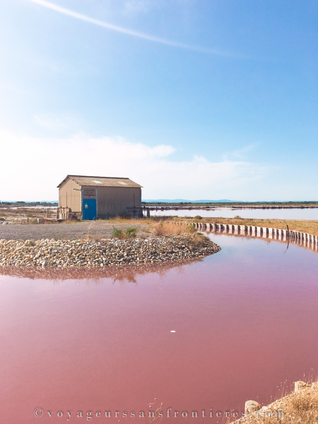 Salines, Aigues Mortes - Borderless Travelers