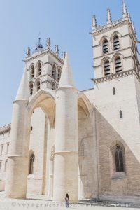 Cathédrale Saint-Pierre - Montpellier, France