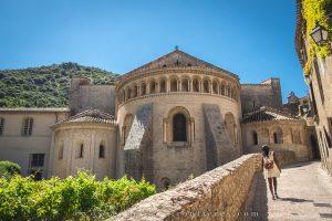 Abbaye de Gellone - Saint-Guilhem-le-Désert, France
