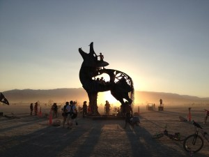 Burning Man - Voyageurs Sans Frontieres travel blog