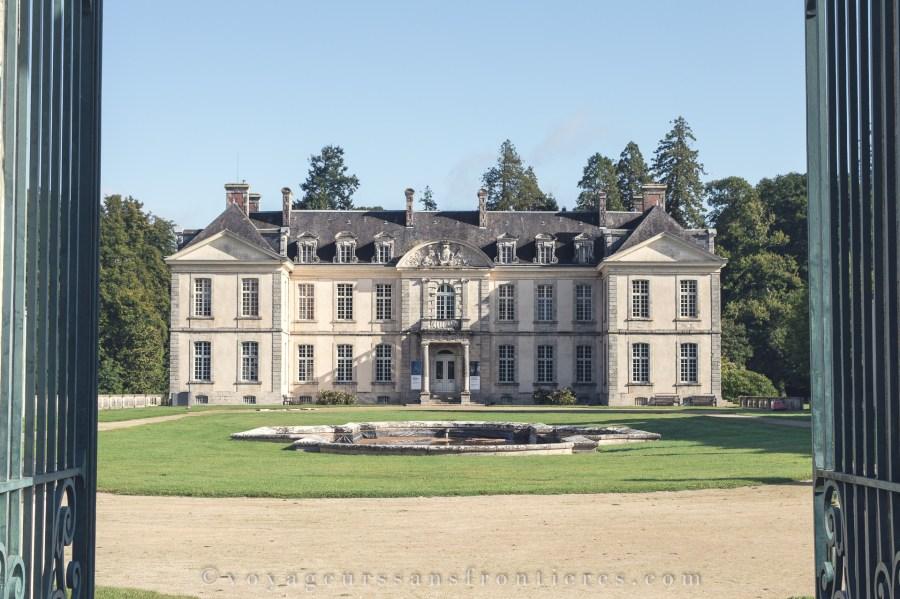 Domaine de Kerguehennec - Bignan - Bretagne