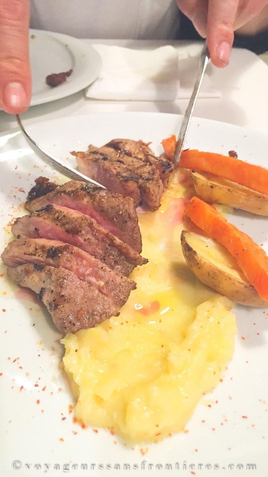 Restaurant Almosta - Tarragone, Catalogne