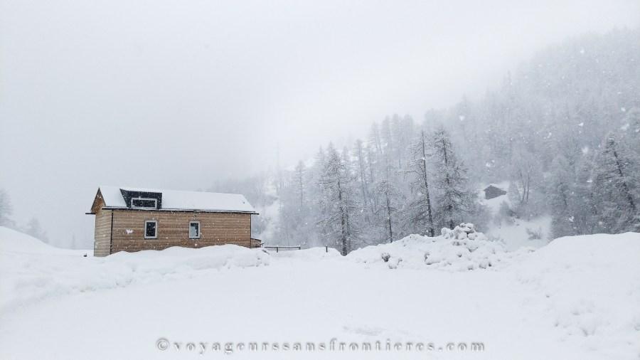 Swiss Tiny Chalet - Val d'Hérens, Suisse