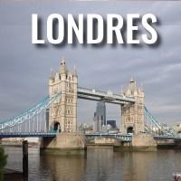 Londres - Voyageurs Sans Frontières