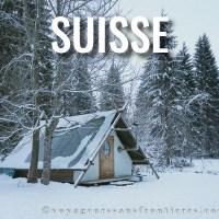 Suisse - Voyageurs Sans Frontières
