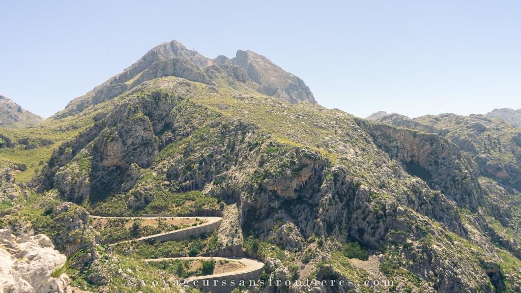 Route des Cols - Majorque, Baléares