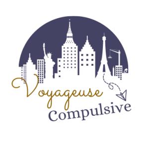 Logo du blog www.voyageusecompulsive.com