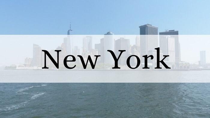 Voyager en Amérique : vue sur la Skyline de Manhattan pour présenter la catégorie d'articles sur New York